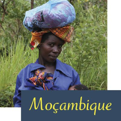 paises beneficiados mocambique