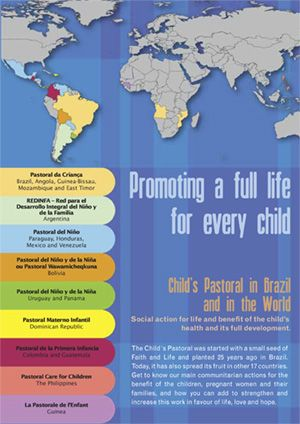 promoting a full life for every child 1